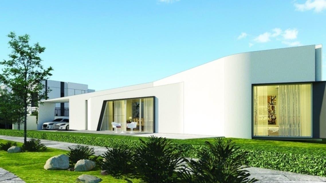 إعمار منزل بتقنية ثلاثية الأبعاد