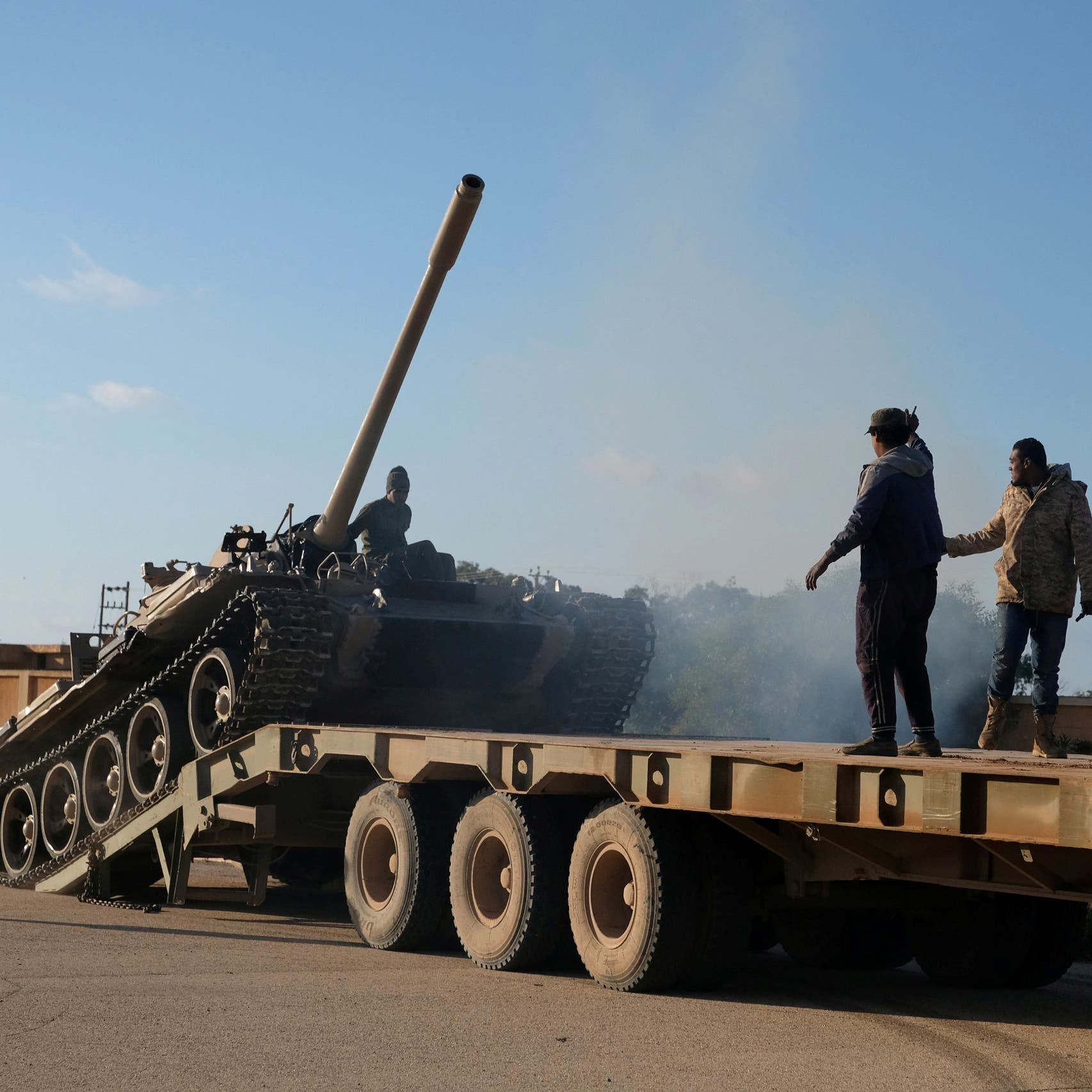 الجيش الليبي يضرب الميليشيات في سرت.. وخسائر كبيرة