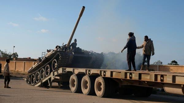 الجيش الليبي يسقط 3 طائرات مسيرة تركية جنوب البلاد
