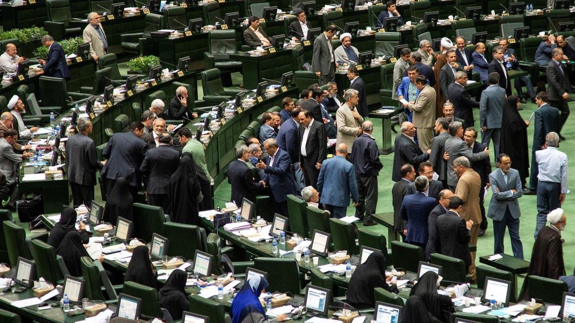 Iranian Parliament - Reuters