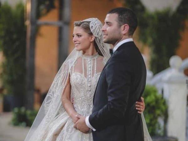 بالصور.. زفاف نجل إيلي صعب يشعل مواقع التواصل