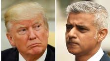 امریکی صدر ڈونلڈ ٹرمپ کا لندن کے میئرصادق خان سے 'ٹھٹھا!