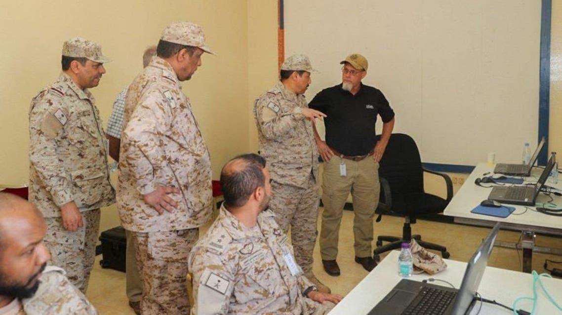 KSA and USA militry exercises
