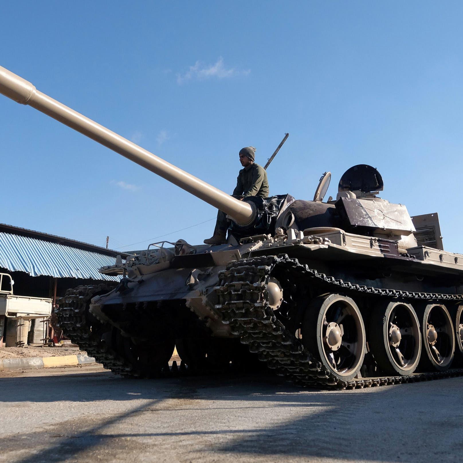الجيش الليبي: نتقدم صوب طرابلس ونفذنا غارات على