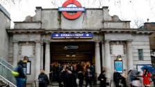 London subway riders treated after gas is sprayed on train
