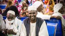 جدہ بندرگاہ پہنچنے پر سوڈانی عازمین حج کے خوشی سےچہرے کِھل اُٹھے!