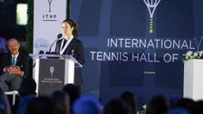 Li Na sets new mark as first Asian-born player into Tennis Hall of Fame