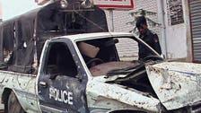 ڈی آئی خان میں دوہرا خودکش حملہ، 2 پولیس اہلکاروں سمیت 6 جاں بحق