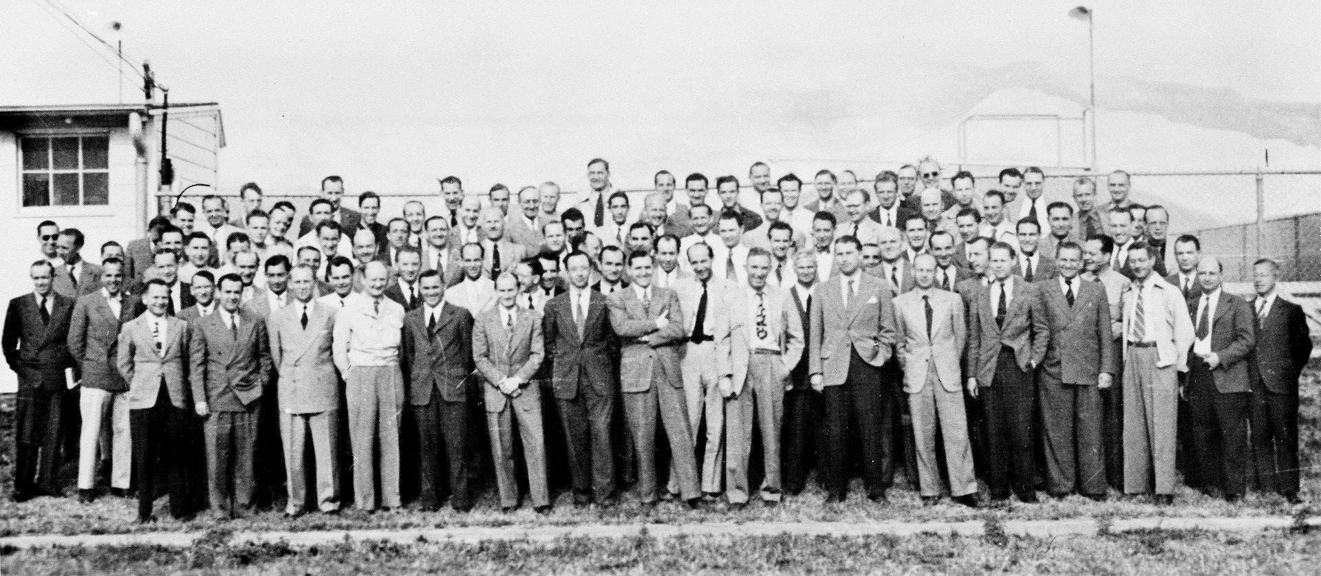 فريق فيرنر فون براون الذي نقل نحو الولايات المتحدة الأميركية