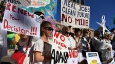 Australia detains French TV crew filming anti-coal protest
