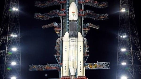 الهند تطلق مهمتها الثانية إلى القمر