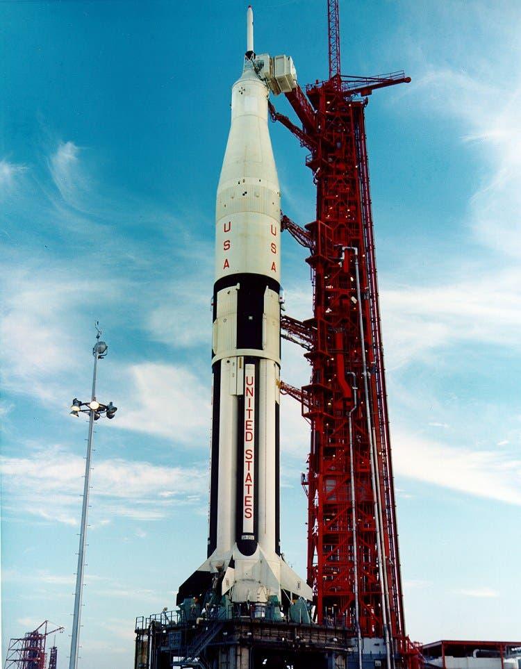 الصاروخ الحامل زحل ب1