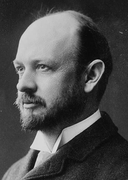 الأميركي المختص في علم الفلك وليام هنري بيكرينغ