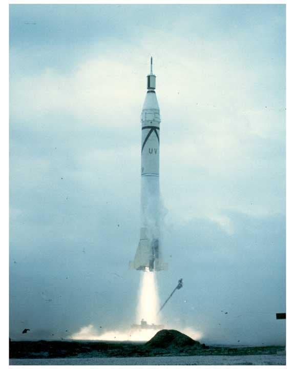 الصاروخ جونو 1
