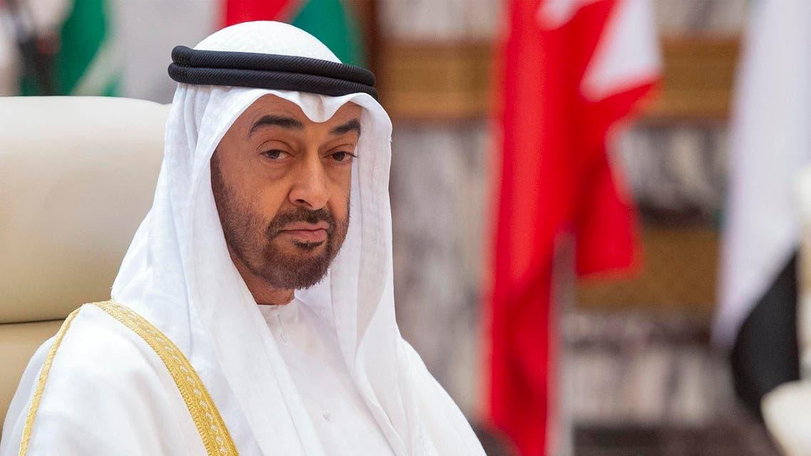 Mohammed bin Zayed Al Nahyan (AFP)