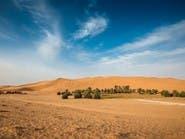 """""""عُقل الثويرات"""" أعجوبة الرمال في السعودية.. تعرف عليها"""