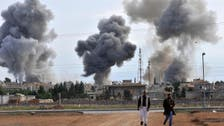 Five wounded as Syria rocket hits Turkey border town