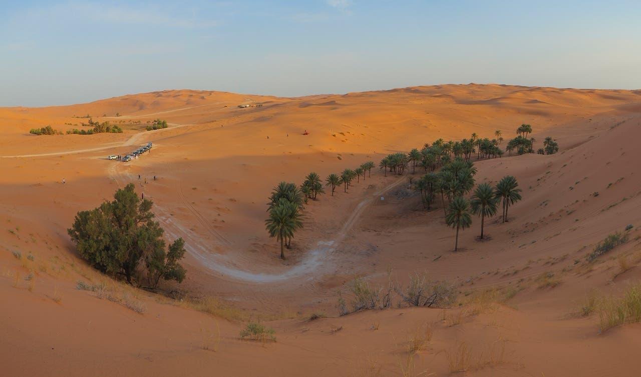 KSA: Desert