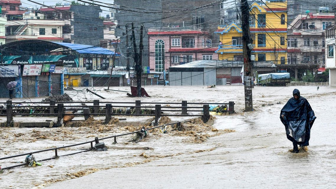 Nepal Monsoon (AFP)