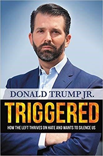 كتاب ترمب جونيو يصدر في نوفمبر