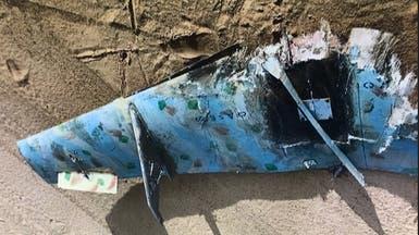 تدمير طائرة بدون طيار مفخخة أطلقها الحوثيون باتجاه السعودية