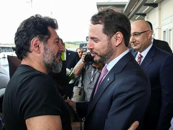 "تركيا.. استقبال حار لـ""خاقان آتيلا"" خارق عقوبات إيران"