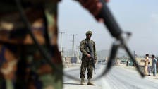 Back-to-back blasts hit Afghan capital, at least 4 wounded