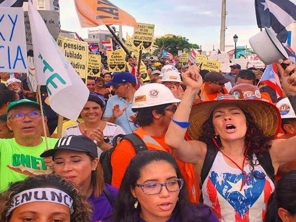 بورتوريكو تنتفض على حاكمها لسخريته من 3000 قتلهم إعصار