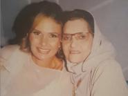 وفاة والدة الفنانة يسرا بعد صراع مع المرض