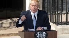 UK's Johnson tells EU's Juncker that Brexit backstop must go