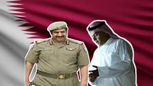 قصة ضابط قطري أشرف على تمويل الإرهاب في شمال إفريقيا