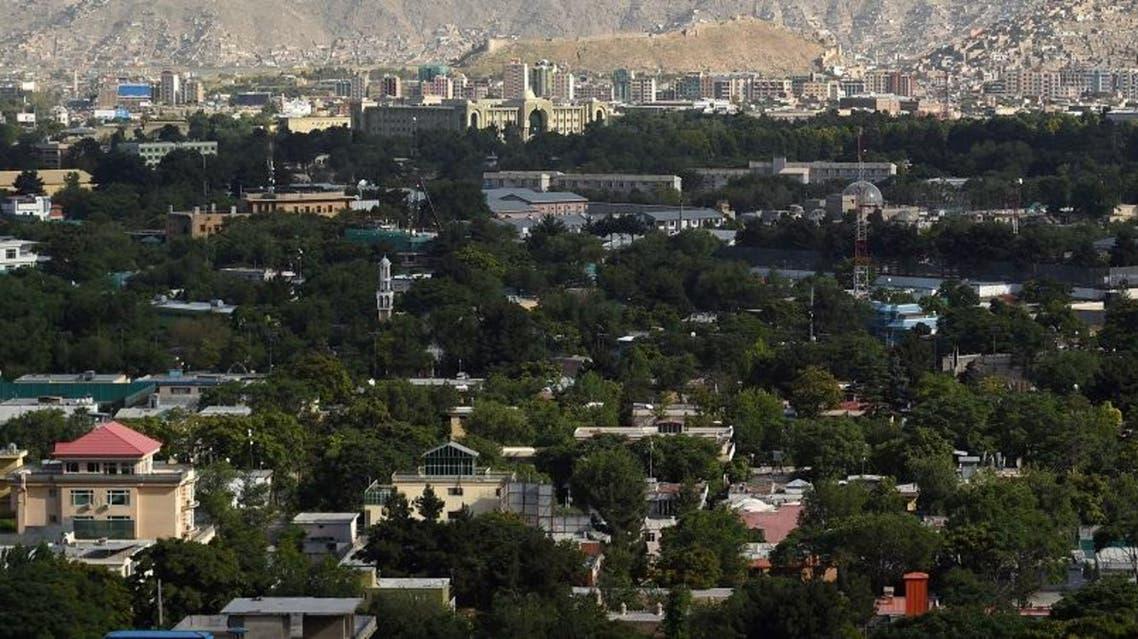 Kabul, Afghanistan. (AFP)