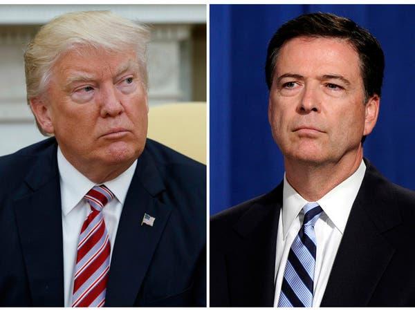صراع ترمب وكومي في مسلسل أميركي جديد