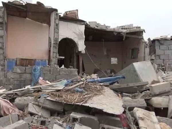 تقرير حقوقي: الحوثيون فجروا 546 منزلاً في حجة