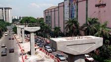 Malaysia resumes $10 bln China-backed rail project