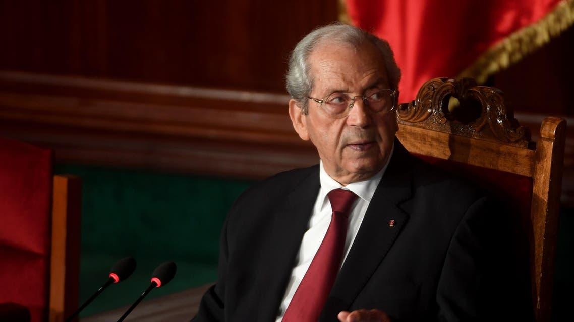 Mohamed Ennaceur (AFP)