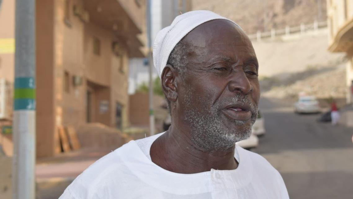 سوڈانی حاجی عبداللہ آدم