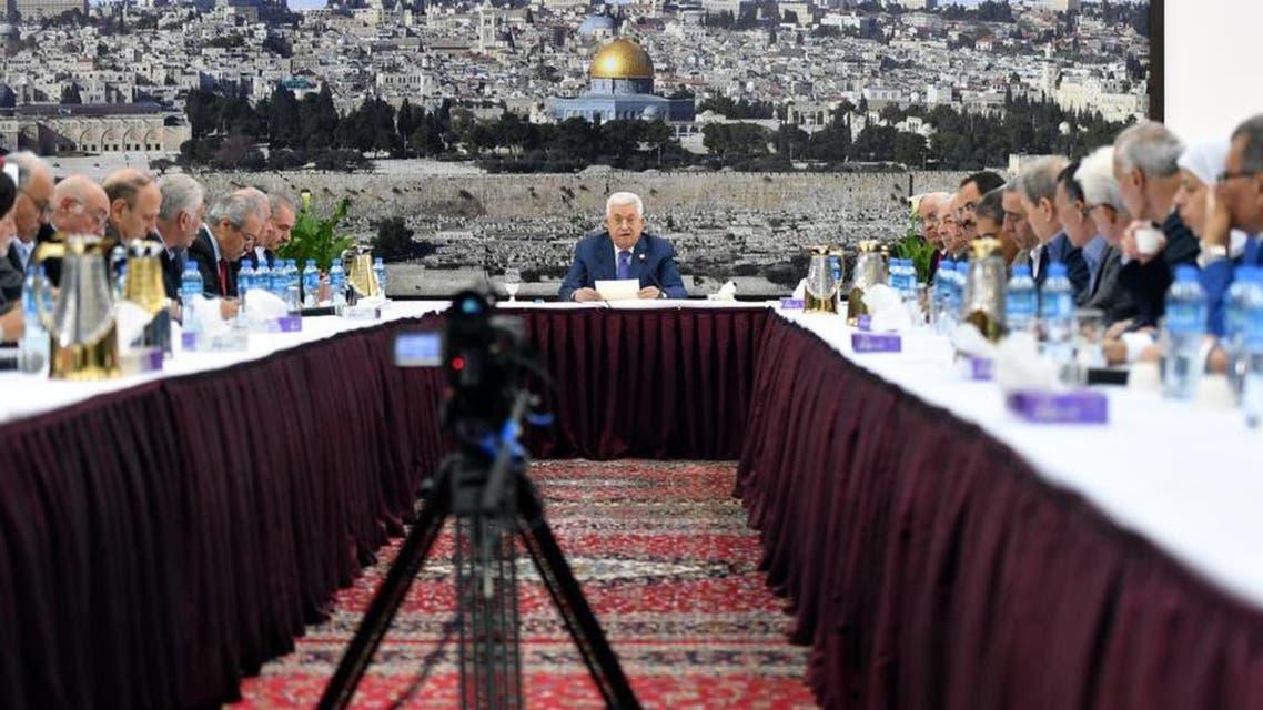 Palestine authority