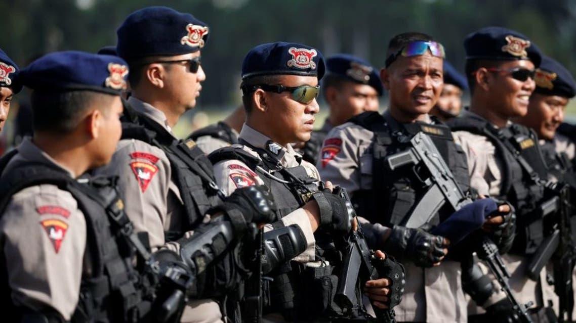 شرطة اندونيسيا