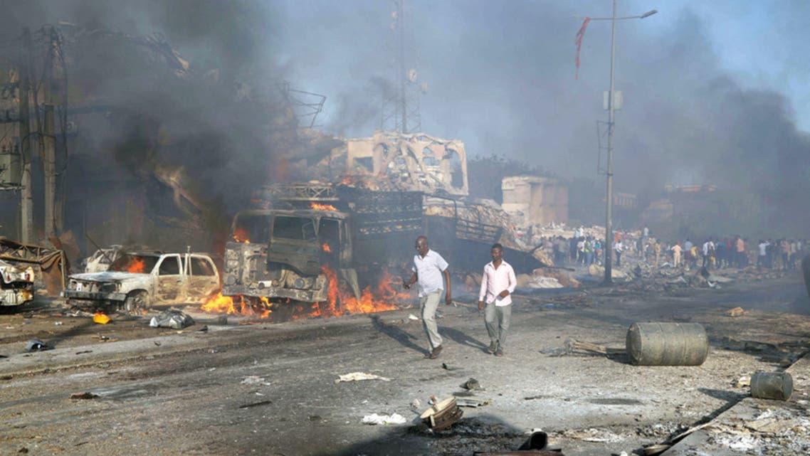تفجيرات في الصومال