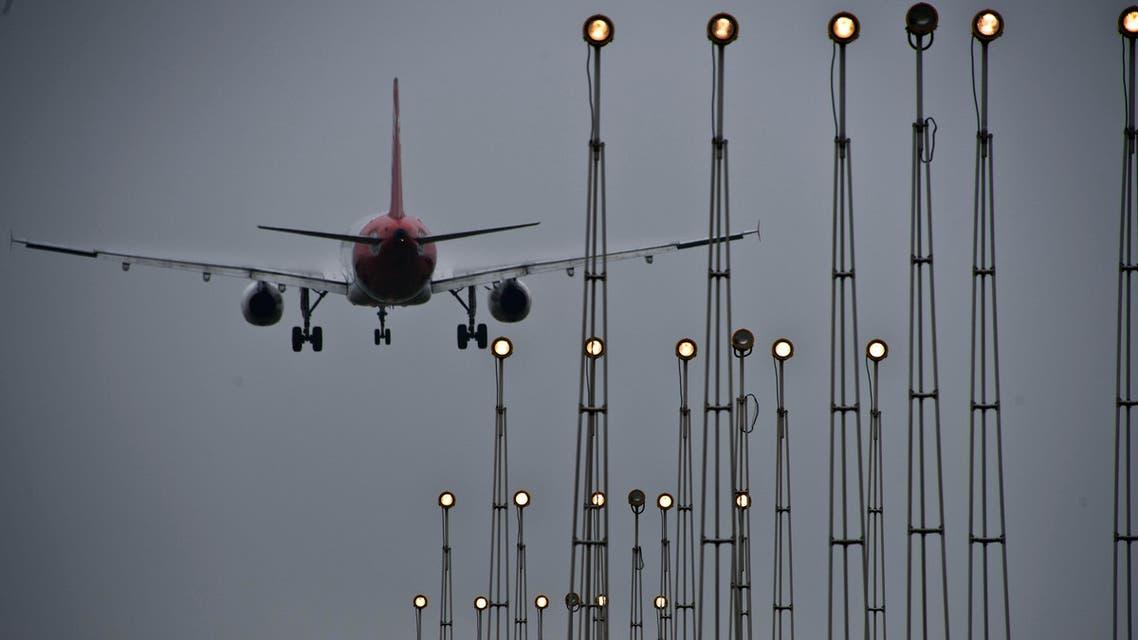 Guarulhos airport - AFP