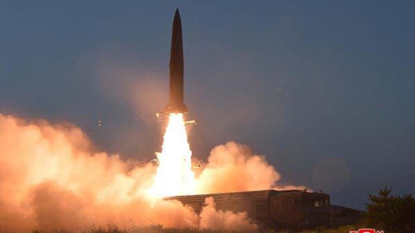 كوريا الشمالية أطلقت مقذوفين.. سقطا في بحر اليابان