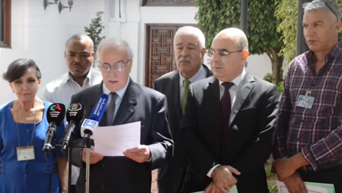 لجنة الوساطة والحوار الجزائرية