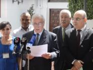 """الجزائر.. """"هيئة الحوار"""" تدعو الشخصيات الوطنية للانضمام"""