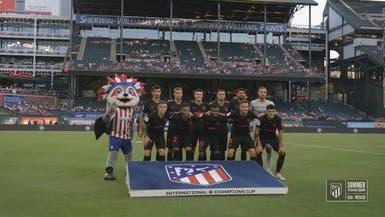 ريال مدريد وأتلتيكو يتواجهان للمرة الأولى خارج أوروبا