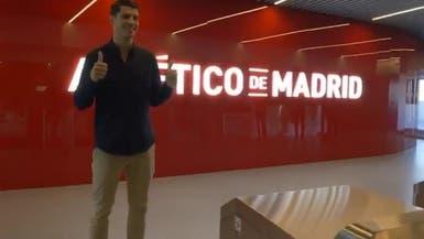 أتلتيكو يستعين بأربعة من أبناء ريال مدريد