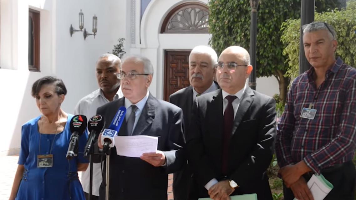 لجنة الوساطة والحوار الجزائرية 1