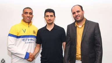 النصر يجدد تعاقده مع حمدالله حتى 2022