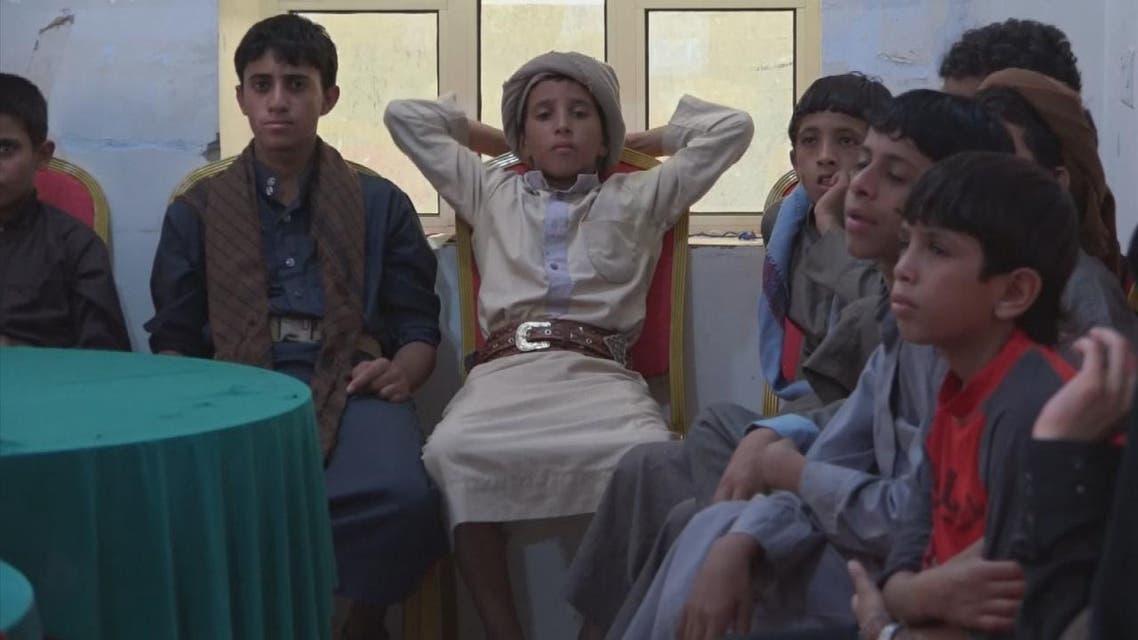 THUMBNAIL_ الحوثي يجند 20 ألف طفل يمني للقتال في صفوفه