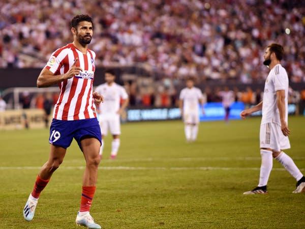 أتلتيكو مدريد يسحق الريال بسبعة أهداف في كأس الأبطال